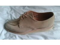 Brand new Richard James Savile Row leather shoes, Made in England, size UK9, Eur 43
