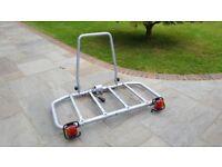 Thule easybase towbar luggage rack