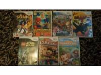 Wii family games