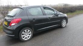 Peugeot 207 1.4 Diesel Full Year MOT