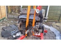 bargain z18xe engine bare block need gone had timing belt kit done in jan 2016