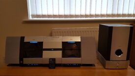 Pioneer CD Player and Sound System