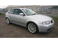 Audi s3 8l for sale