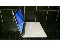 "HP 15-n223sa 15.6"" Intel Core i3-3217U white laptop - Windows 10"