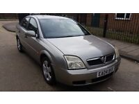 FOR SALE 2004 VAUXHALL VECTRA PETROL MANUAL