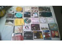 CD BUNDLE // SIGNED // JOB LOT FOR CARBOOTS/SHOPS/Bombay Bicycle Club/Hard-Fi/Kerrang