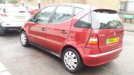 Mercedes A170 Diesel For Sale