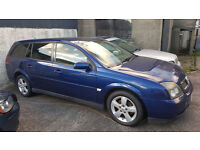 05 Vectra estate 1.9CDTI and 02 Volvo V40 2.0 Turbo. Priced to sell