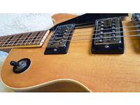 1967 Kay K-30 Omega maple body Les Paul electric guitar vintage rare Filtertron swap / trade