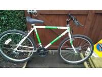 Rare 7Up branded mountain bike