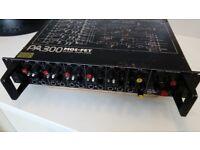 Vintage Harrison Mixer Amplifier PA300 MOS-FET