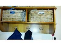Storage and coat