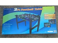 Hypro 3ft table football - brand new RRP £50 bargain birthday present Verwood nr Dorset