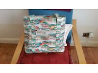 Large Cath Kidston over shoulder bag, oilcloth never been used