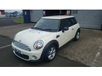 Mini ONE 1.6 petrol hatch, Sept. 2012 46000miles prestine condition