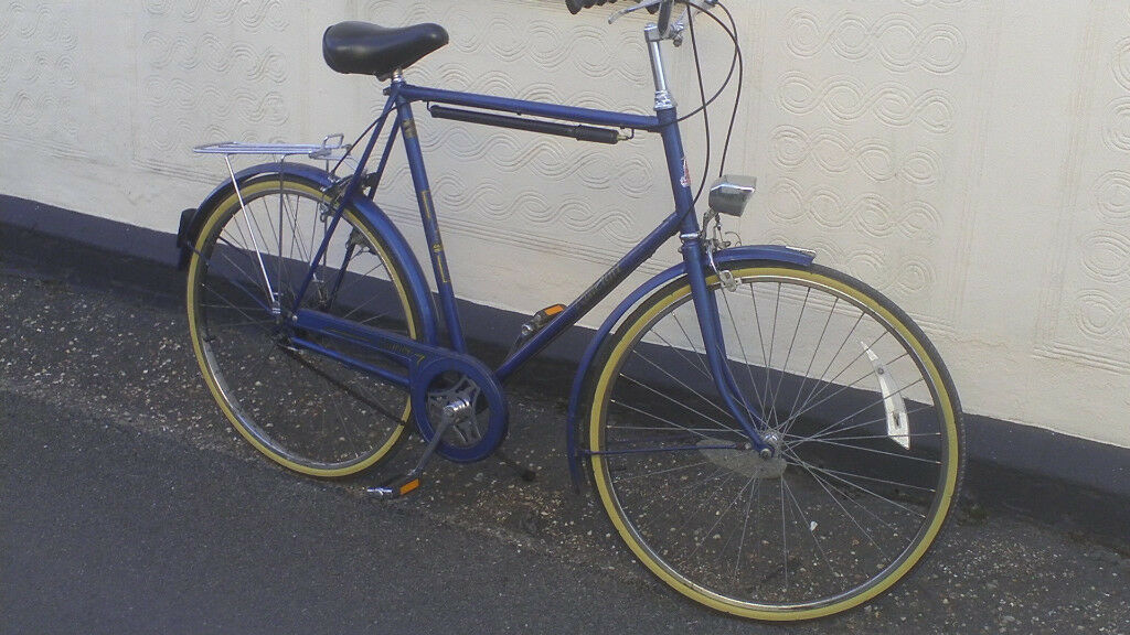 "Gents 26"" Wheel Classic '70s Raleigh Courier."