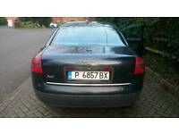 Audi A6 2.5cc Left hand drive year 2000 180hp