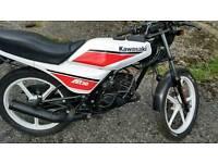 Kawasaki ar 50