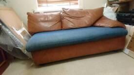 2 X vintage sofas