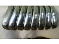 Talormade tour burner golf clubs