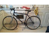 Brand new hybrid bike