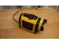 Kodak Pixpro SP1 waterproof video camera + bundle accesories in mint condition