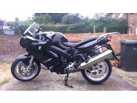 BMW f800st touring for sale, a well looked after & clean example