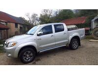 2007 Toyota Hilux Invincible, Low Mileage