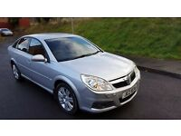 Vauxhall Vectra Exclusive 1.8 Petrol