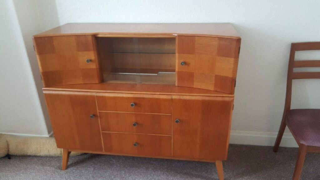 Vintage 1950s sideboard beautility in Middlesbrough  : 86 from www.gumtree.com size 1024 x 576 jpeg 50kB