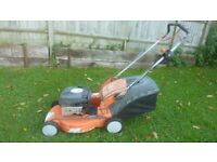 Husqvarna large 21' cut petrol mower cost over £500