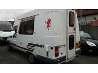 CITROEN C15 2 BERTH CAMPERVAN