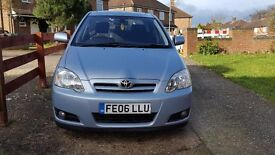 """""""TOYOTA COROLLA"""" """"T- SPIRIT"""",""""FULL SERVICE HISTORY WITH RECEIPTS"""",""""LONG MOT"""",""""2 OWNERS"""", £2495"""