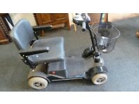 Sterling Sapphire 2 Mobility Scooter with Charger,Transportable