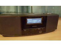 Denon S52DAB WiFi CD Player Music HiFi System iPod dock DAB S-52 Internet Radio