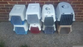 Cat baskets carriers