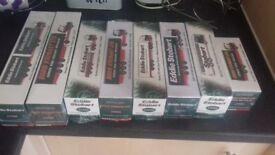 8 model Eddie Stobarts brand new in box and wrapper