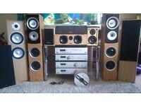 Joblot off speakers