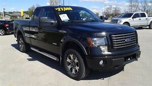 2012 Ford F-150 FX4 4X4 | One Owner | Accident Free Kitchener / Waterloo Kitchener Area image 5