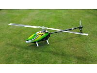 TREX/ ASSAULT 700 ELECTRIC HELICOPTER