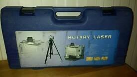 Rotating Laser Level.