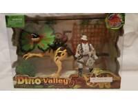 Brand new Dino Valley toys