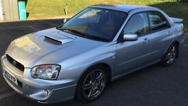 Subaru Impreza wrx 2.0 turbo