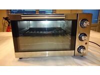 Cookworks mini oven boxed