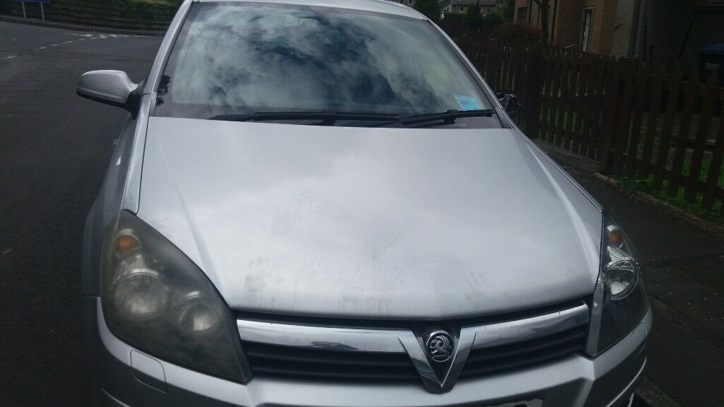 vauxhall astra for sale or swap