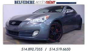 2011 Hyundai Genesis Coupe 2.0 T Red Line WOW!!! **210 HP**