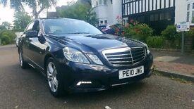 For Sale Mercedes E class E220 LOW REAL Mileage