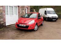 Renault Clio extreme 1.2 petrol * 12 month mot * low mileage