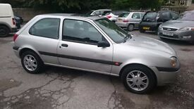 Ford Fiesta 2001 for sale. Only 57,000 miles!!