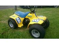 Suzuki lt50 quad bike
